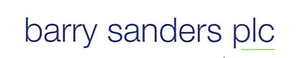 barry sanders plc